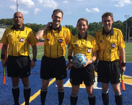 CSOA Referee Crew - Boys 6A State Final - June 11, 2016