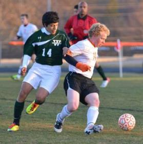 Spring Soccer - Hayfield High School